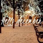 -Привет, декабрь