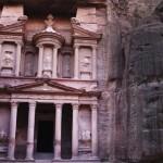Петра – древний город в